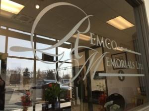 Edmonton West Window Frostings