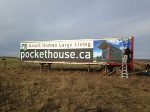 Fort McMurray Sign Installers
