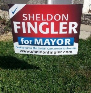 Fort McMurray Yard Signs