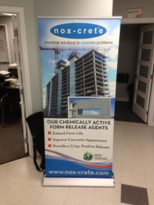 Retractable Banner Stands Spruce Grove