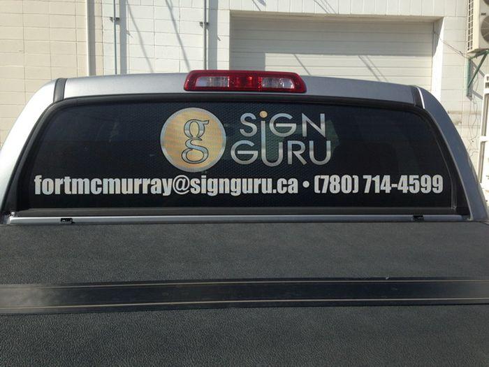 Vehicle Graphic Calgary