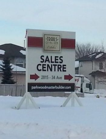 Wayfinding Signs Edmonton South