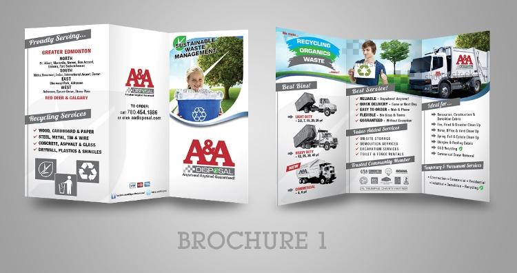 Graphic Design Leduc