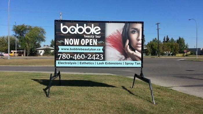 Mobile Signs Edmonton North