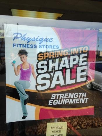 Poster Signs Stony Plain
