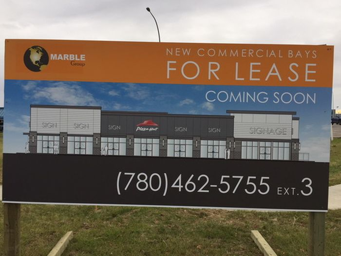 Real Estate Signs Leduc