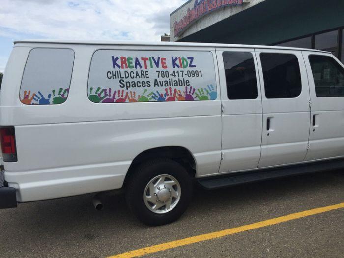 Vehicle Graphics Spruce Grove
