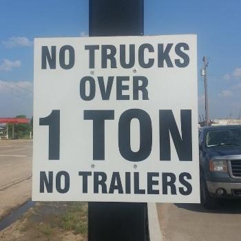 Winnipeg Aluminum Signage
