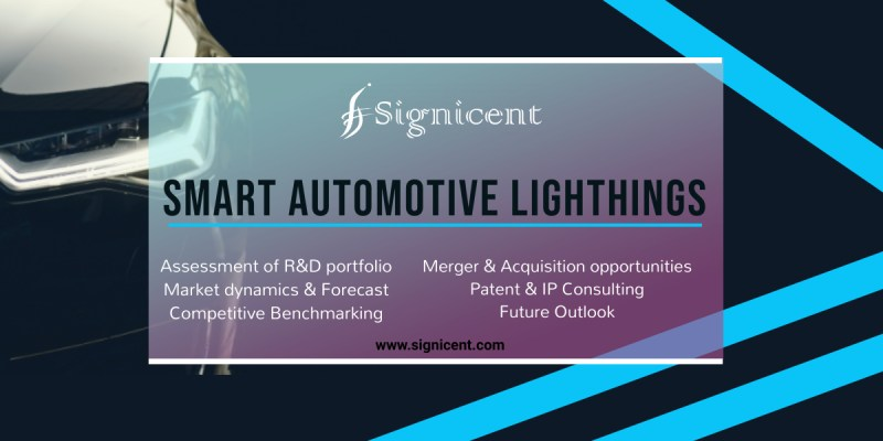 SMART AUTOMOTIVE LIGHTHINGS