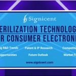 Sterilization Technologies for Home Appliances & Consumer Electronics_Signicent