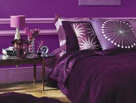 estampados de color violeta