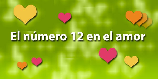 Número 12 en el amor