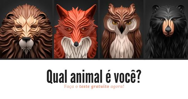 qual animal e voce