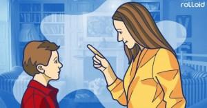 5 Maneiras corretas de dizer NÃO a uma criança
