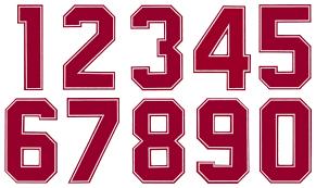 significado de numeros