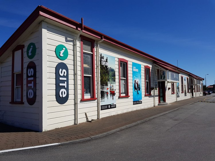 iSite Greymouth