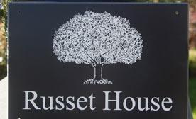 Corian House Sign