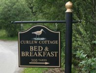 Cast Signs- http://www.sign-maker.net/house-signs/hand-painted-cast-signs.html#cast