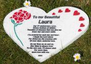 corian love heart