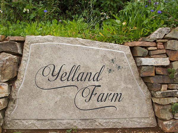 A wide selection of stone signage that could be just right for your business.