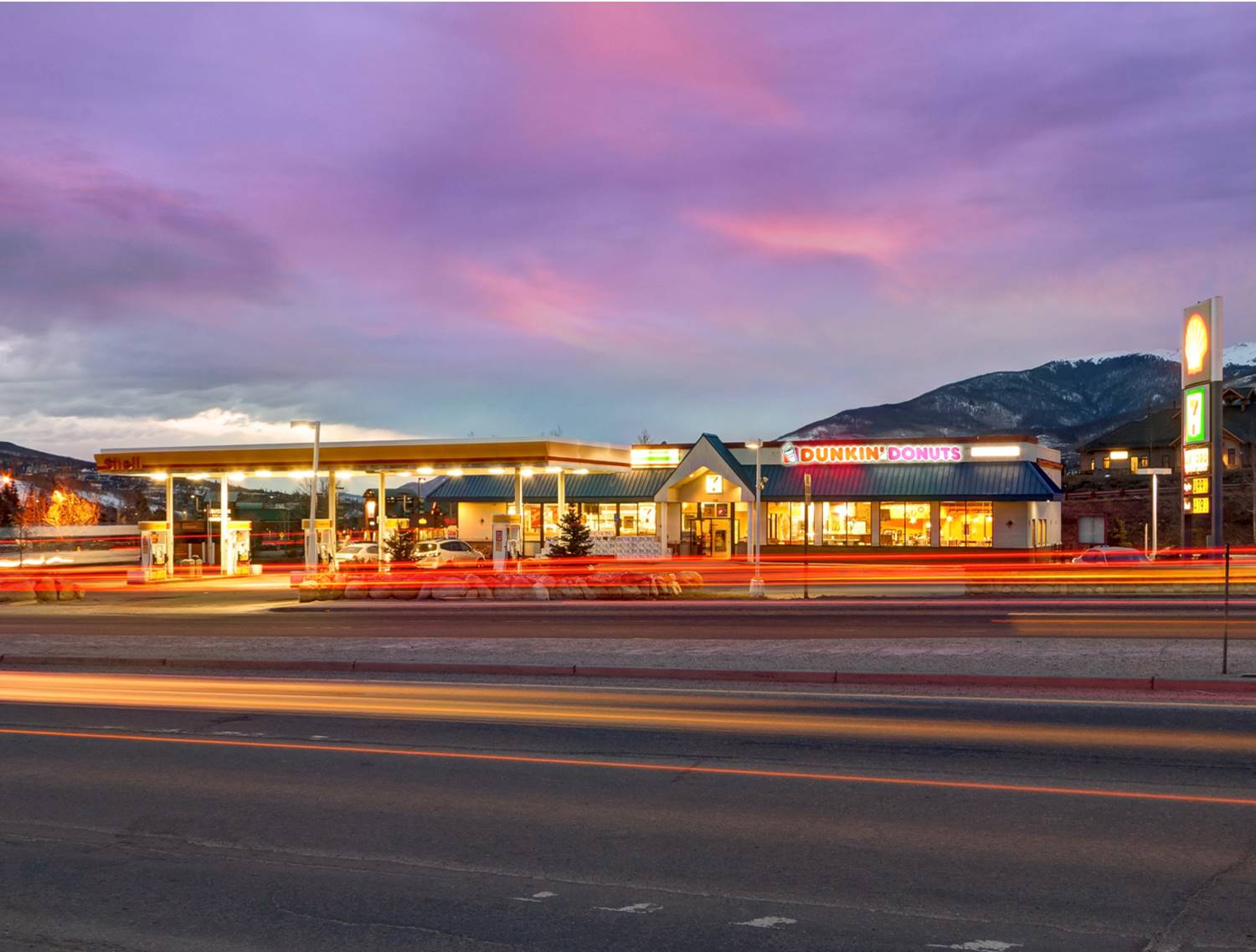 Sands Investment Group Handles 7 2 Million Sale Of 7 Eleven Shell Gas Station In Colorado