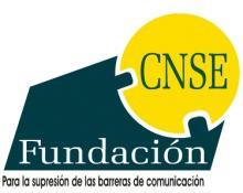 Logo Fundación CNSE