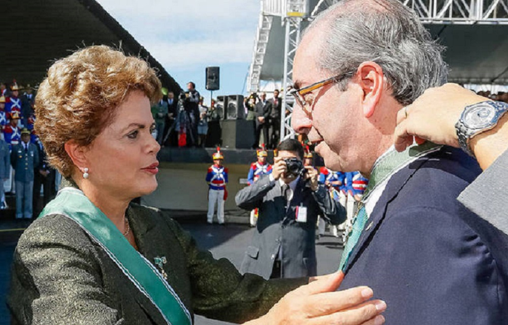 Cunha não pode fazer delação premiada