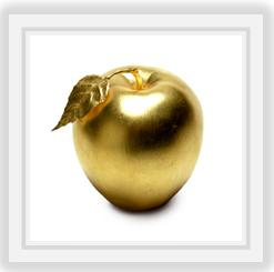 apples of gold framed2