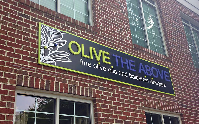 olive the above