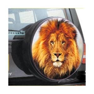 стикер лъв резервна гума на джипжип