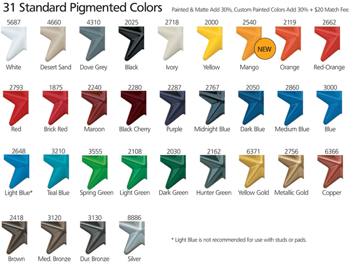 standardformedcolors