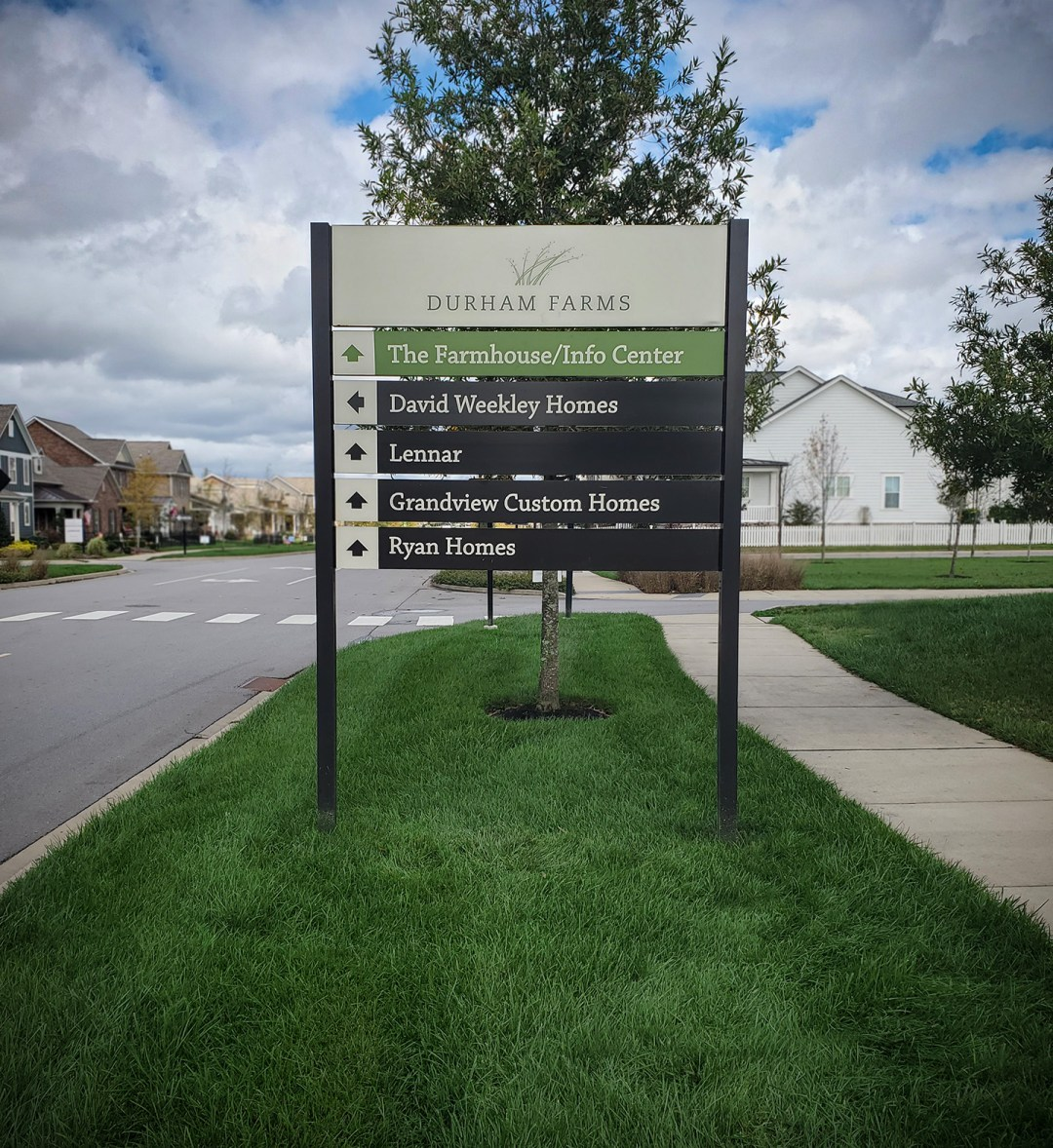 Durham Farms_Wayfinding