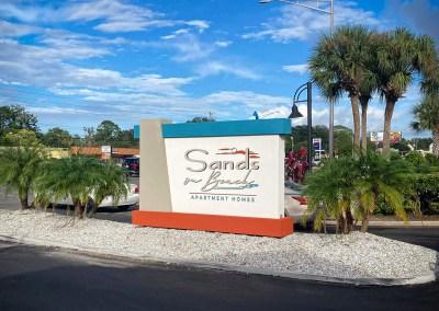 Sands on Beach – Monument