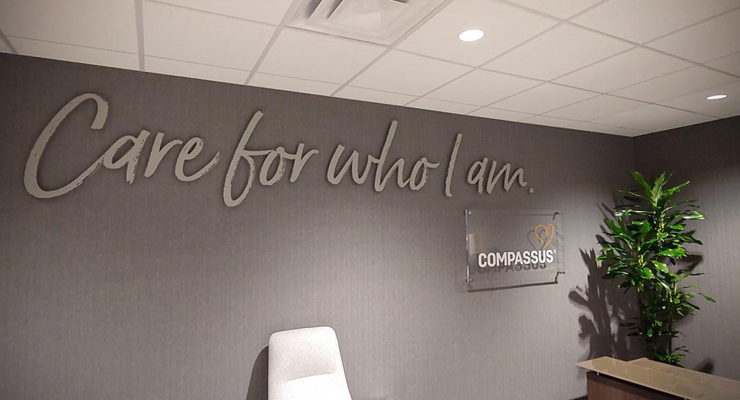 Compassus_3D Lettering