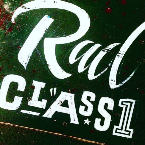 Casual and distressed letters coming up!!! NGS Signsmiths London signwriting courses 3