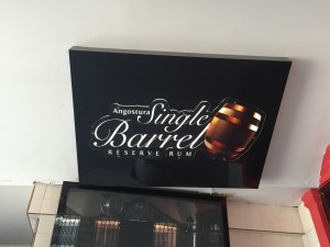 1 SINGLE BARREL LIGHTED SIGN 14TH MARCH 2016