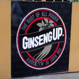 Ginseng-Up-Poster