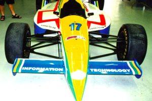 Formula 1 Racecar Wrap