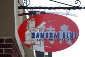 Restaurant Custom Routed Sign