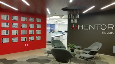 Wall Frames and fabricated steel dimensional letters