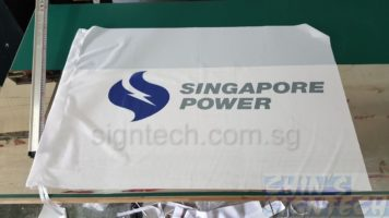 4.5 x 3ft for Singapore Power