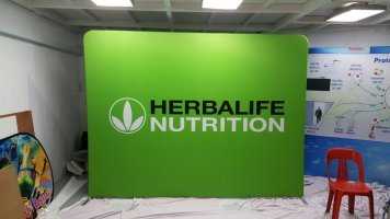 Trade Show backdrop Displays - 4 x 3