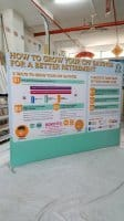 3 x 2.25m Tension Fabric display - CPF
