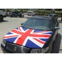 Auto hood cover -British