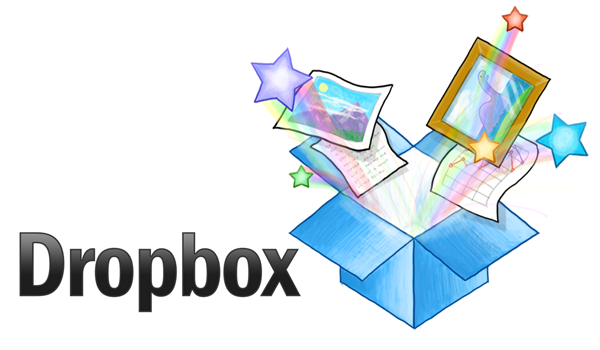 Dropbox Artwork, Graphic, and File Sharing