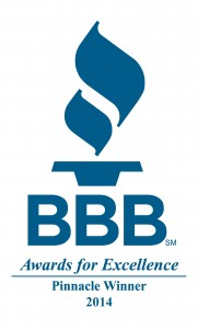 2014 BBB Pinnacle Award Winner vehicle wraps