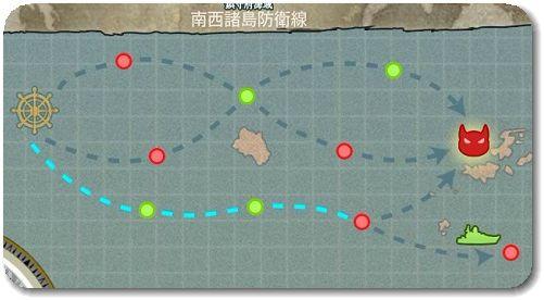 南西諸島防衛線を増強せよ!1周目