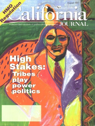August 1997 Cover