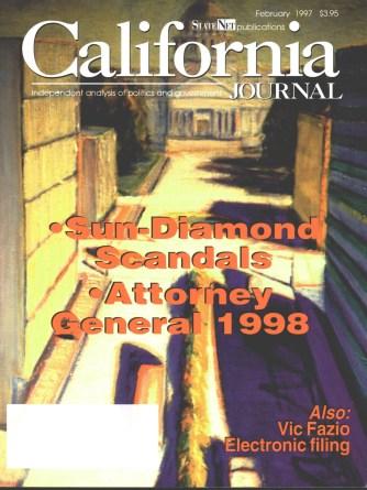 February 1997 Cover