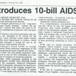 doolittle introduces 10-bill